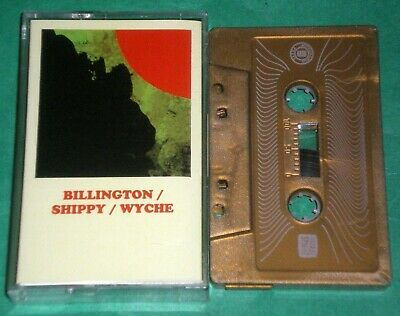 BILLINGTON / SHIPPY / WYCHE: s/t - Astral Spirits Cassette 2017