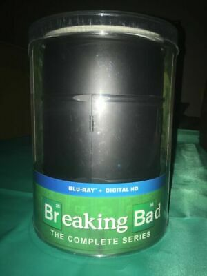 SEALED NIP Breaking Bad: The Complete Series Blu-ray Disc, FREE SHIPPING