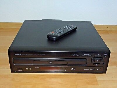 Denon LA-2300 High-End LaserDisc-Player, inkl. Fernbedienung, 2 Jahre Garantie