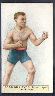 Wills Other Overseas Issues-Boxers Boxing- Seaman Hayes