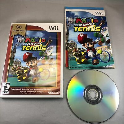 New Play Control: Mario Power Tennis (Nintendo Selects) (Wii)