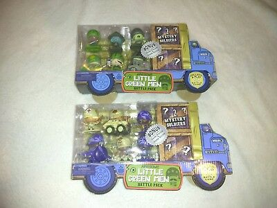 Awesome Little Green Men Series 2 #64 COLONEL CRAWLER Mint OOP