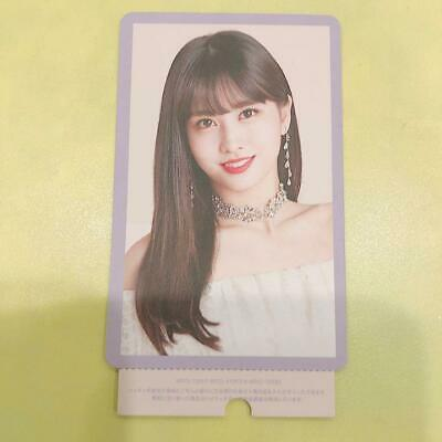 TWICE 2nd Album #TWICE2 High five event MOMO official photocard PUNCHED