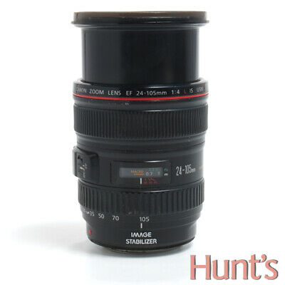 CANON EF MOUNT 24-105mm f4 L IS USM AUTO FOCUS ZOOM LENS