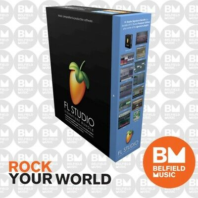 Image Line Fruity Loops FL Studio 20 (Signature Edition) - Brand New