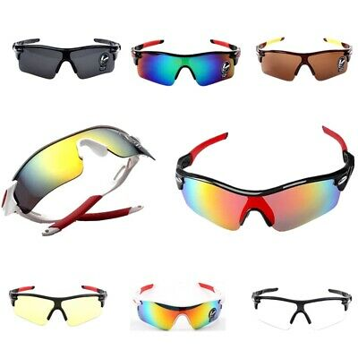 Cycling Bicycle Glasses Goggle Sport Outdoor Mountain Bikes Sunglasses Eyewear