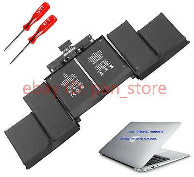 Battery for apple Macbook Pro 15 Retina A1398 A1417 A1494 A1618 2012~2015 year