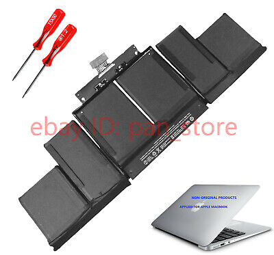 Battery for apple Macbook Pro 15 Retina A1398 mid 2014 mid 2015 year A1618