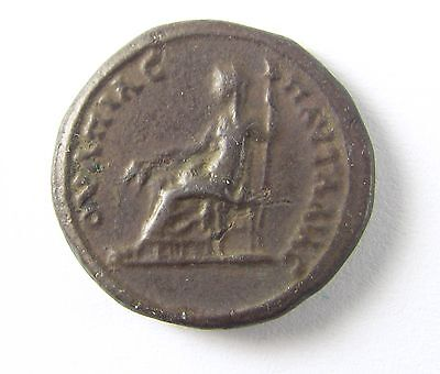 +161-175 AD FAUSTINA II The YOUNGER, Bronze AE of Pautalia, Thrace - 22mm; 6.3g