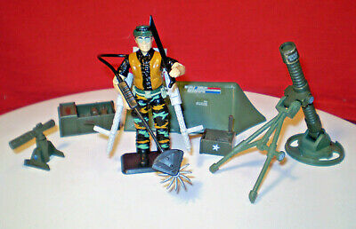 1985 Gi Joe Battle Station Forward Observer Kit Unit Near Complete & Pathfinder