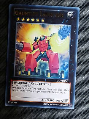 Gauntlet Launcher - MP14 - Ultra  Rare - Yugioh Card # 1F75