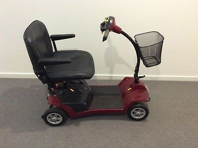 Shoprider Little Beauty Electric mobility scooter
