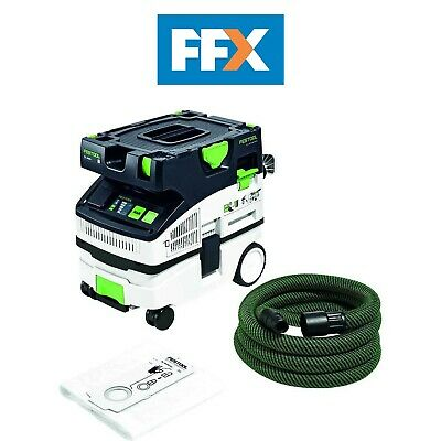 Festool CTL MINI I GB 574843 CLEANTEC Mobile Dust Extractor Workshop
