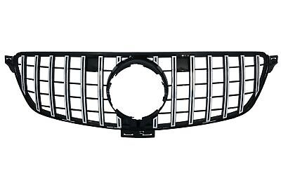 Grille for MERCEDES GLE C292 15-18 GLE W166 SUV 15-18 GT-R Panamericana Design