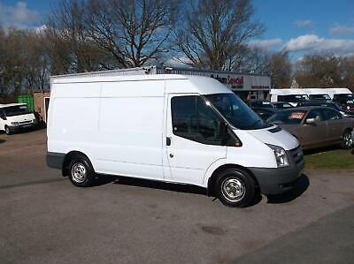 Ford Transit T300 MWB,2010,60 REG,WHITE,ONLY 115k FROM NEW,VERY CLEAN VAN