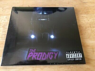 The Prodigy - No Tourists [CD] - Brand New & Sealed
