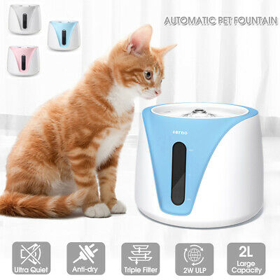 Distributore Fontana Fontanella Cat Mate Abbeveratoio Cani E Gatti Dishes, Feeders & Fountains