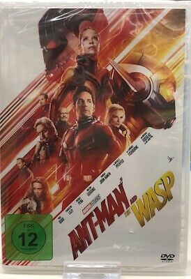 DVD Ant-Man and the Wasp
