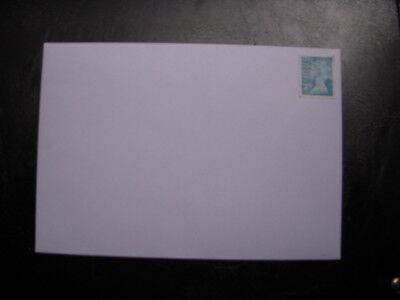 100  SIZE C6 SELF SEAL ENVELOPES WITH  2nd CLASS BLUE SECURITY STAMPS[ lot777