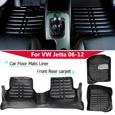 Applicable to Volkswagen Jetta 2006-2019 car mat waterproof mat floor mat FLY5D