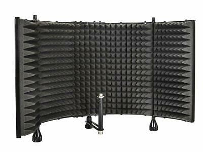 Microphone Isolation Shield