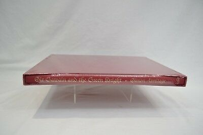 FOLIO SOCIETY SIR GAWAIN AND THE GREEN KNIGHT Simon Armitage NEW SEALED
