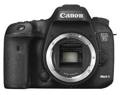 Clearance Deal Sale Canon Eos 7D Mark II Dslr Camera 20.2 Mp Body 9128B002