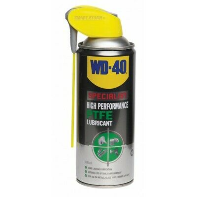 Specialist Ptfe Lubricant 400ml 44397 WD40 Genuine Top Quality Replacement New