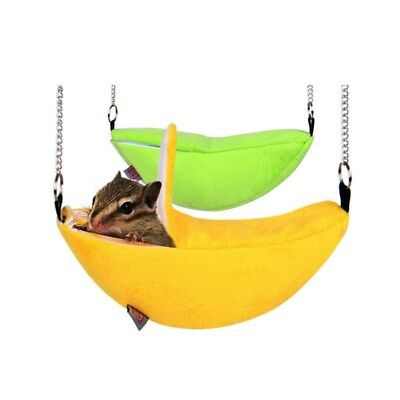 AU Cat Hammock Pet Hamster Rat Bird Parrot Ferret Hanging Bed Cushion House Cage
