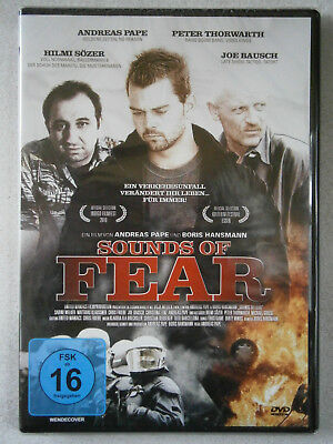 "DVD ""Sounds of Fear"" - Andreas Pape, Peter Thorwarth, Hilmi Sözer - NEU!"