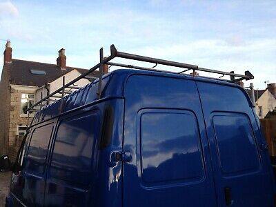 Ford Transit mk5 smiley semi-high top roof rack
