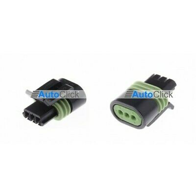 12162182 3-Way Connector Kit Inc Terminals [3Ac021]