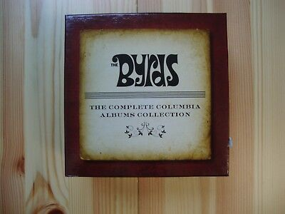 The Byrds ‎Complete Columbia Albums Collection 13CD Box Set 2011 Columbia Legacy