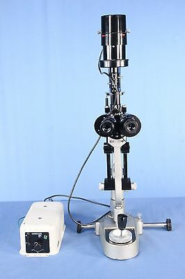 Unknown Slit Lamp Slitlamp with Woodlyn Power Source and Warranty