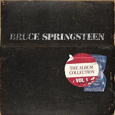 BRUCE SPRINGSTEEN - ALBUMS COLLECTIONS 1 ; 8-CD BOX SET ; New. Born To Run River