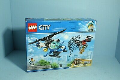 Lego City Sky Police Drone Chase 60207 2299 Picclick
