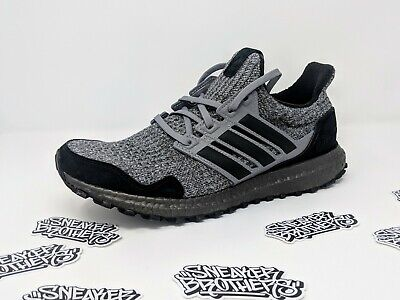 Adidas Ultra Boost x GOT 4.0 Game Of Thrones House Stark Grey Black EE3706