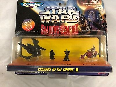 Micro Machines Star Wars Shadows Of The Empire II