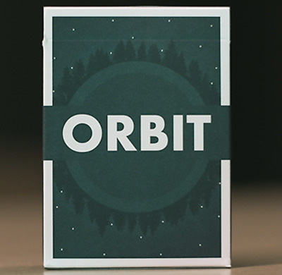6 PACK: Orbit V6 Playing Cards - LIMITED