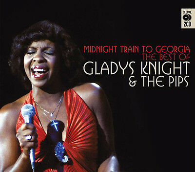 GLADYS KNIGHT & THE PIPS New Sealed 2019 GREATEST HITS & MORE 2 CD SET