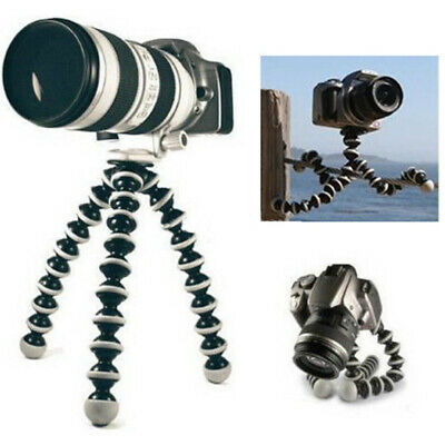 Large Octopus Flexible Tripod Stand Gorillapod For Canon Nikon Camera Digital DV