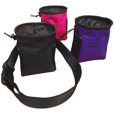 Pet Dog Puppy Snack Bag Obedience Agility Bait Food Outdoor Training Treat Pouch