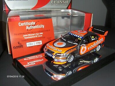 Ford Falcon no. 88, V8 Supercars 2008, 1/43 Classic Carlectables 2088-4
