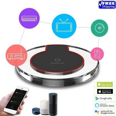 Universal WiFi-IR Remote Control Smart Home Hub Infrared For Air TV DVD Alexa