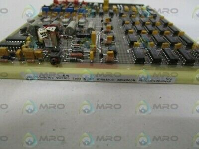 Woodward 5461-661 F Current Out Isolated Module *New No Box*