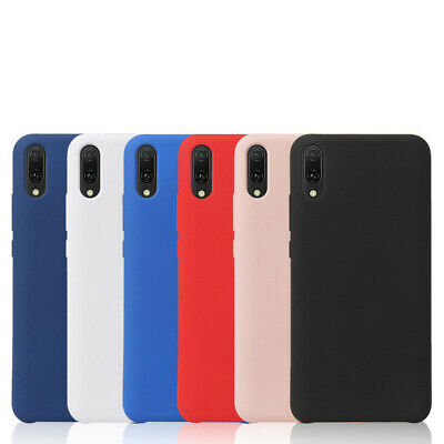 COVER Custodia Morbida SOFT GEL Silicone per Huawei Y6 2019