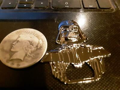 Star Wars Darth Vader Bottle Opener Challenge Coin