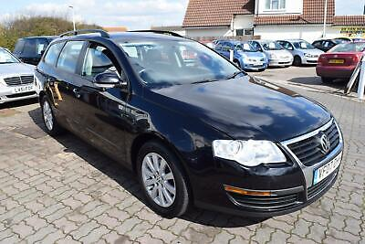 Volkswagen Passat 1.9TDI 2007MY S Estate Diesel Manual