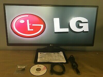 "LG 29UB67 29"" 21:9 UltraWide IPS Monitor 2560x1080 1,000:1 5ms *Great Condition*"