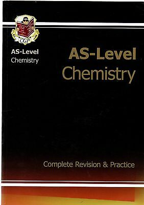 AS-Level Chemistry Complete Revision & Practice by CGP Books (Paperback, 2008)